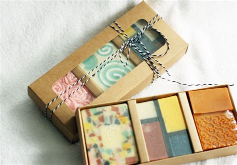 Packaging Ideas For Handmade Soap - handmade soap box soap packaging ideas