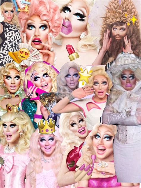 Detox Trixie Mattell by 17 Best Images About My Fave Drag On