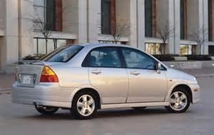 Suzuki Liana Sedan Suzuki Aerio Liana Sedan Specs 2001 2002 2003 2004