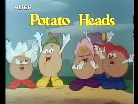 Tv Show Potato by Potatohead Intro 1985