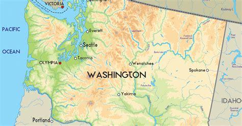 Detox Washington State by Larabee Heidi 7th Grade Social Studies