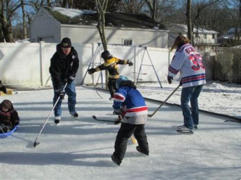 build a backyard hockey rink how to build a backyard ice hockey rink patch