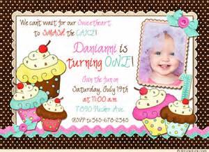 1st birthday invitation card maker smash cake 1st birthday cards colorful cupcake polka dot