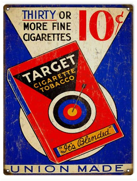 Shops At Target And Smokes by Thirty Or More Cigarettes 10 Cents Target Cigarette