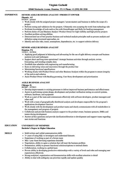 it business analyst resume samples analyst resume senior benefits