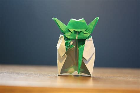 Origami Masters - origami master yoda by fumiaki kawahata by michael1337 on