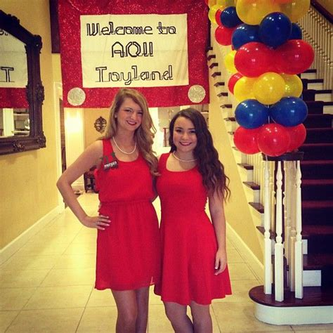 cute recruitment themes quot toyland quot recruitment theme this is a cute idea to do for