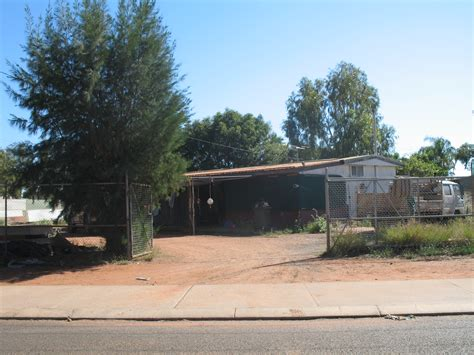when was the first house built history of south hedland port hedland now