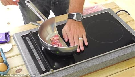 define induction cooking cooking with the strange electromagnetic power of an induction hob daily mail