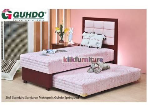 Bed Guhdo No 2 bed guhdo 2 in 1 standard sandaran metropolis