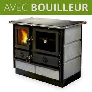 cuisinière bouilleur cuisin 232 re 224 bois avec bouilleur thermo magnum 224 ollaire