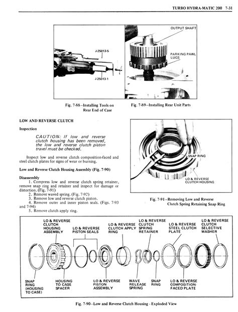 old cars and repair manuals free 1997 oldsmobile regency transmission control 1976 oldsmobile service manual page 643 of 1390