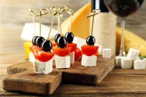 Idee Feste Bar by Ricette Di Spiedini E Stuzzichini Per Buffet Feste E