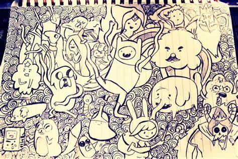 doodle adventure adventure time doodle 2 by master cartoonist on deviantart