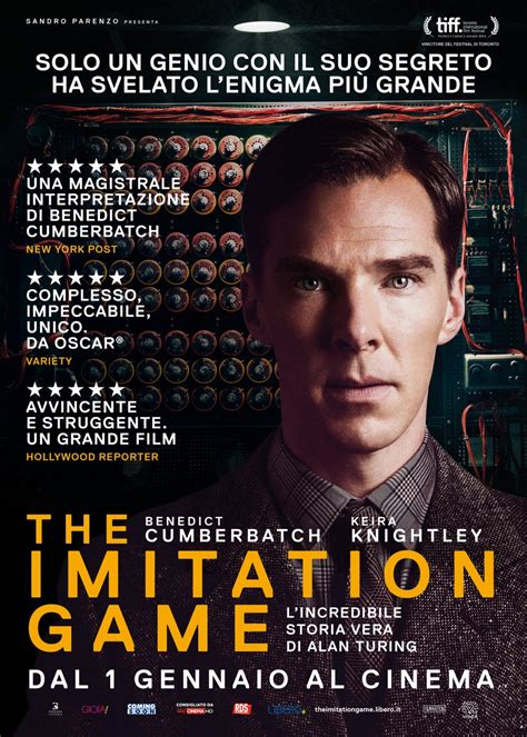 film alan turing enigma the imitation game recensione film