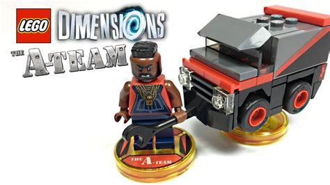 Lego Team lego dimensions a team pack set review 71251