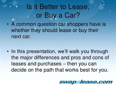5 reasons to lease not buy your next electric car