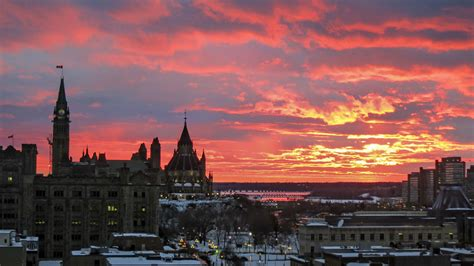 Mba In Nyit Canada by Ottawa Canada S Center Of Government Is Cool With A