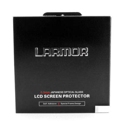 Larmor For Canon 650d700d750d Screen Protector ggs larmor self adhesive screen protector for canon g1x 123inkcartridges canada
