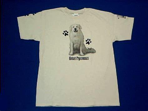 great pyrenees  shirt adult  youth sizes  animal world