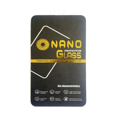 Harga Clear Glass 5 Mm jual nano tempered glass screen protector for asus zenfone