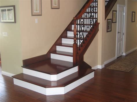 Step Interior by Interior Stairs