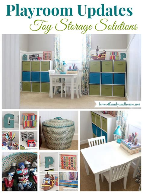 playroom storage ideas organization ideas another playroom update of family home