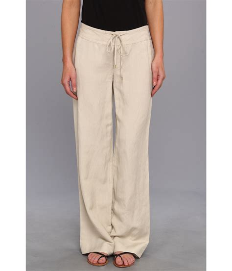 How To Use Zappos Gift Card - calvin klein linen wide leg pant shipped free at zappos