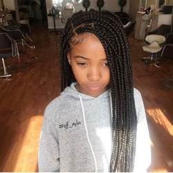 15 packs of hair to do bx braids best 25 kids box braids ideas on pinterest natural kids