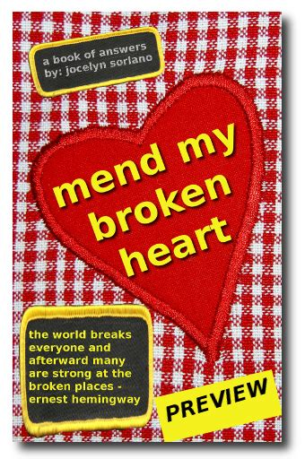 Mend My Broken Book I Take The Mask by Mend My Broken Book I Take The Mask