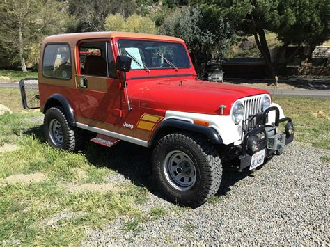 1983 Jeep Cj7 Parts 1983 Jeep Cj7