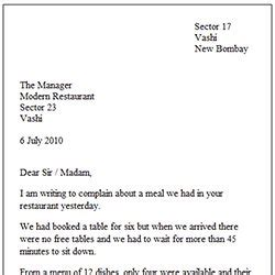 An Exle Of A Cover Letter by Cover Letters Should Be In Business Letter Format Click
