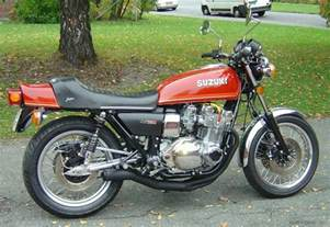 Suzuki Gs 750 1977 Suzuki Gs 750 Picture 2081843