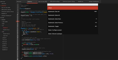sublime text 3 theme tutorial best sublime text 2 and 3 theme for 2014