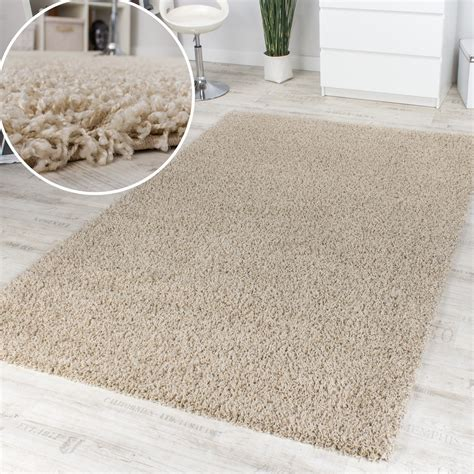 teppich 40x60 shaggy high pile rug ivory and clearance sale great