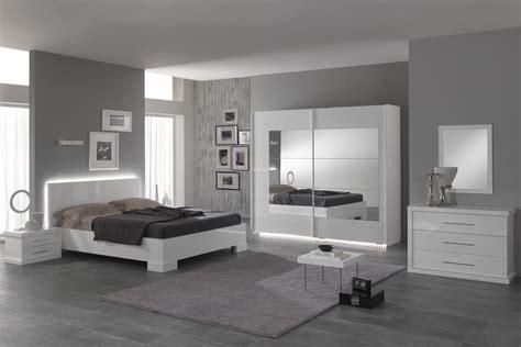 chambre a coucher adulte pas cher chambre a coucher moderne noir et blanc