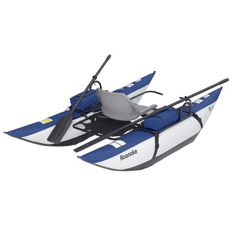 inflatable pontoon fishing boat accessories inflatable kayak pontoon boat raft oars river rating