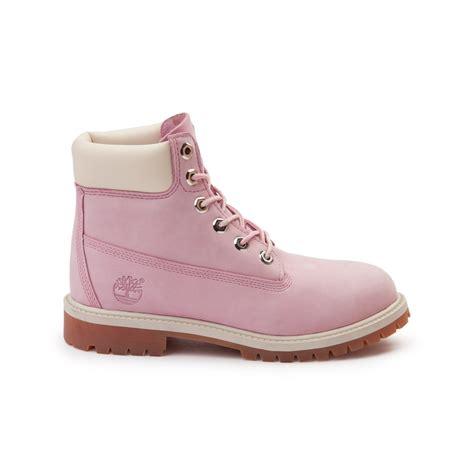pink timberland boots tween timberland 6 classic boot pink 1531508
