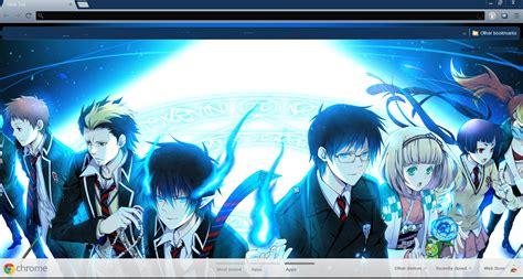 themes google chrome anime pin anime google themes firefox wallpapers on pinterest
