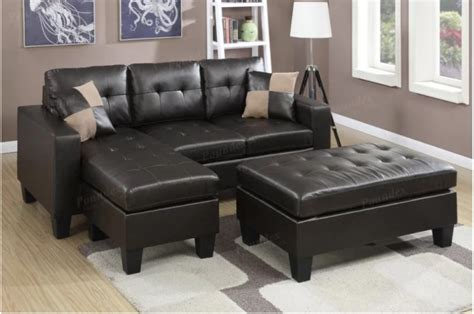 Small Leather Sectional Sofas 75 Modern Sectional Sofas For Small Spaces 2018