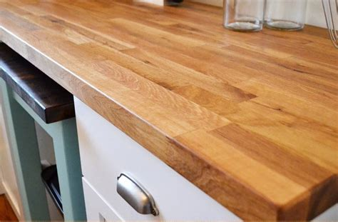 Installing Wood Countertops by A Installation Guide Of Solid Wood Countertops