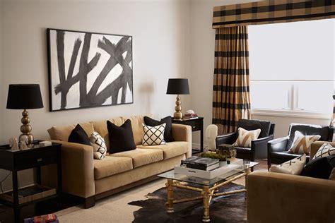 black and gold living room furniture living room interior design diane bergeron interiors