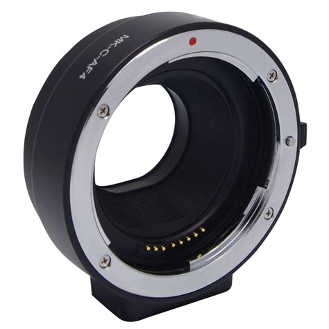 Meike Automatic Extention For Canon M Mount Meike Electronic Auto Focus Adapter Extension For