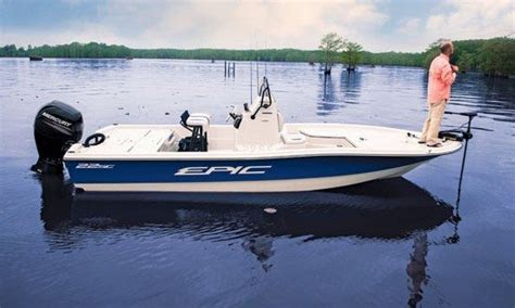 epic boats louisiana louisiana s epic wakeboats finds niche all at sea
