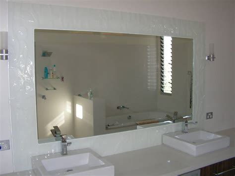 mirror wall in bathroom bathroom large mirrors for bathrooms white framed bathroom