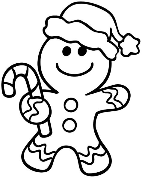 The Gingerbread Coloring Pages printable gingerbread coloring pages coloring me