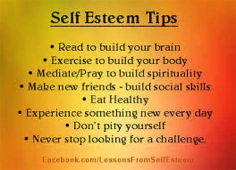 how to get a better self esteem improve self esteem quotes like success