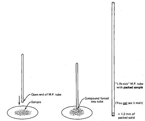 melting point apparatus diagram the melting point experiment part 1 laboratory manual