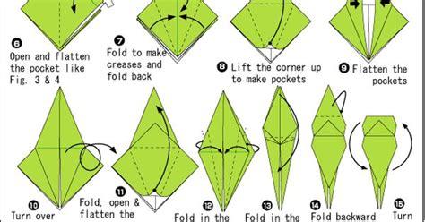 Grasshopper Origami - project 01 origami grasshopper origami