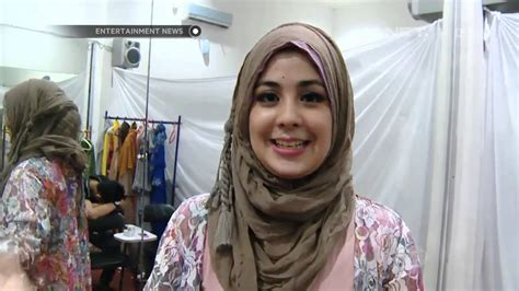 tutorial hijab pesta risty tagor cara memakai jilbab segi empat cara memakai jilbab page 4